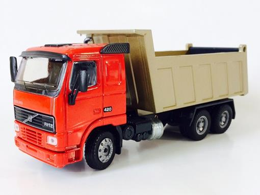 Volvo: FH12-420 - Basculante - 1:50 - Joal