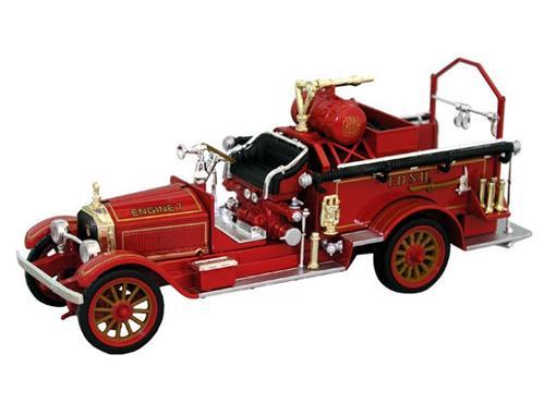 American LaFrance: Fire Pumper (1921) - Bombeiro - 1:32 - Signature Models