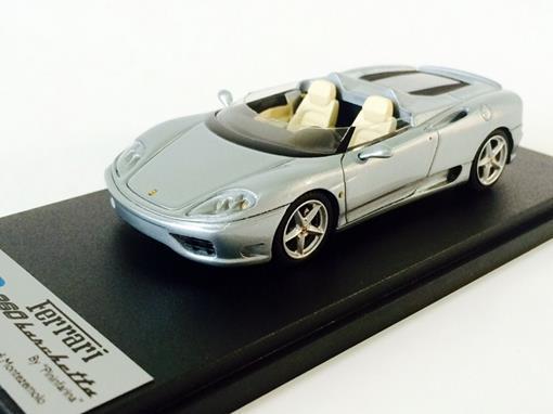 Ferrari: 360 Barchetta Pininfarina - Luca Di Montezemolo - 1:43 - BBR Models