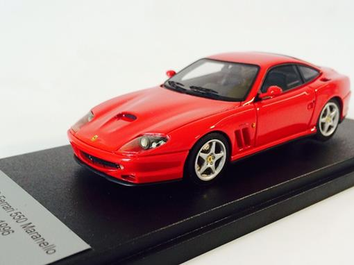Ferrari: 550 Maranello (1996) - 1:43 - BBR Models