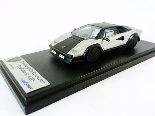 Lamborghini: Countach Evoluzione (1985) - 1:43 - LookSmart