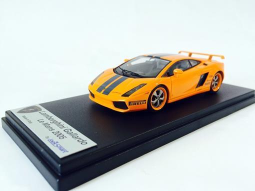 Lamborghini: Gallardo Le Mans 2005 - 1:43 - LookSmart