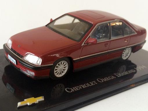 Chevrolet: Ômega Diamond (1994) - 1:43 - Ixo