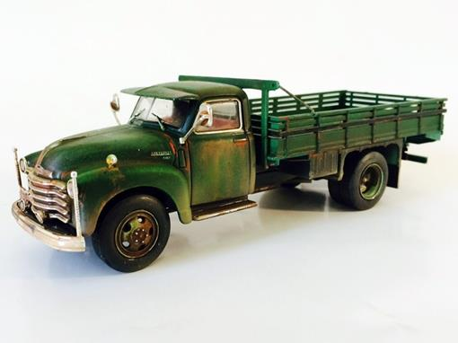 Chevrolet: 6400 (1951)