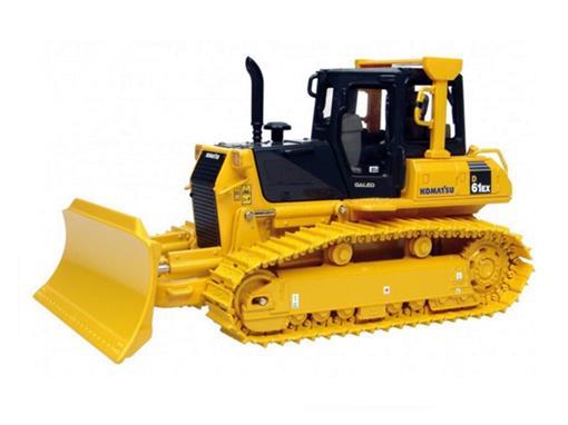 Komatsu: D61EX Bulldozer - 1:50 - Universal Hobbies