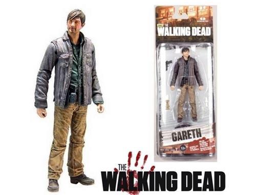 Boneco Gareth - The Walking Dead - Série 7 - McFarlane Toys