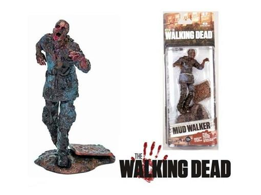 Boneco Mud Walker - The Walking Dead - Série 7 - McFarlane Toys