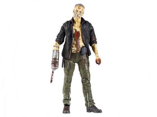 Boneco Merle Zombie - The Walking Dead - Série 5 - McFarlane Toys