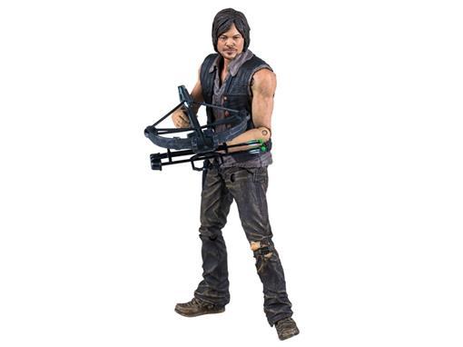 Boneco Daryl Dixon - The Walking Dead - Série 6 - McFarlane Toys