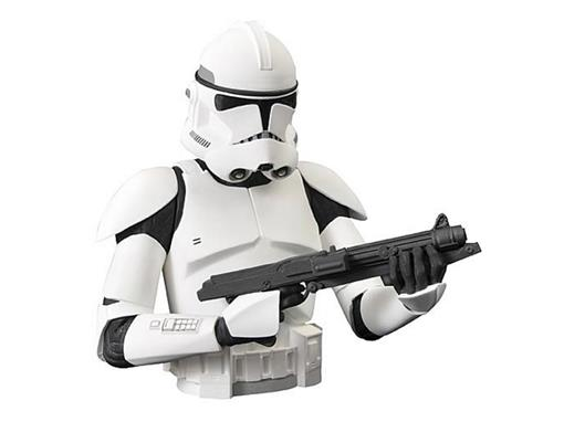 Star Wars - Stormtrooper - Clone Wars - Cofre de Moedas - Diamond