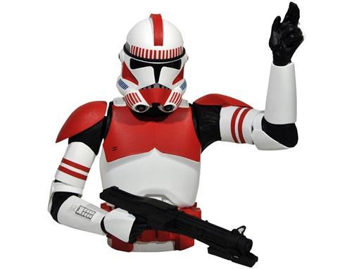 Star Wars - Commander Thire -  Clone Wars - Cofre de Moedas - Diamond