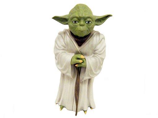 Star Wars - Yoda - Clone Wars - Cofre de Moedas - Diamond