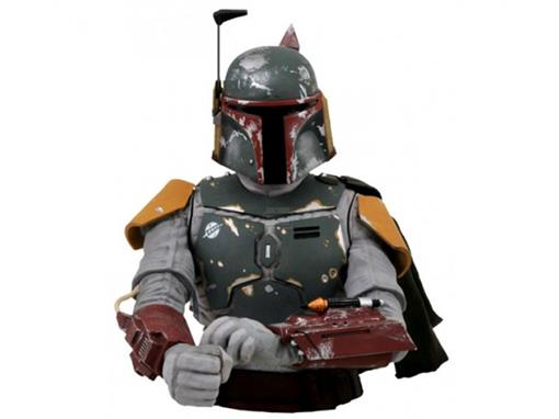 Star Wars - Boba Fett - Clone Wars - Cofre de Moedas - Diamond