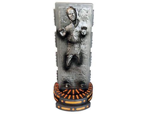Star Wars - Han Solo Carbonite - Clone Wars - Cofre de Moedas - Diamond