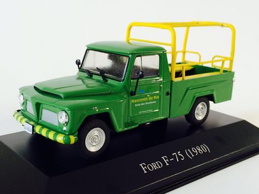 Ford: F-75 (1980) - Verde - 1:43 - Ixo