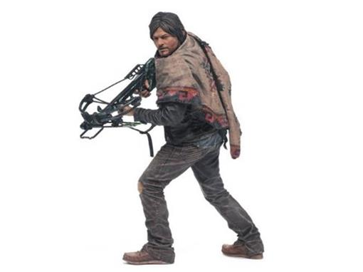 Boneco Daryl Dixon - The Walking Dead - McFarlane Toys