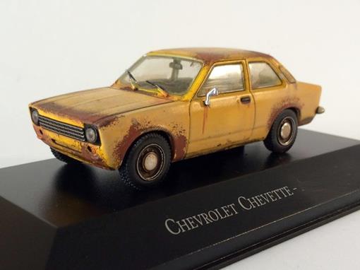Chevrolet: Chevette