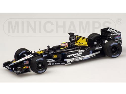 European Minardi: PS01 - A. Yoong - USA Gp (2001) - 1:43 - Minichamps
