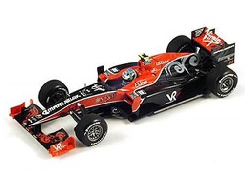 Virgin: VR-01 #25 - Lucas di Grassi - Australian Gp (2010) - 1:43 - Spark