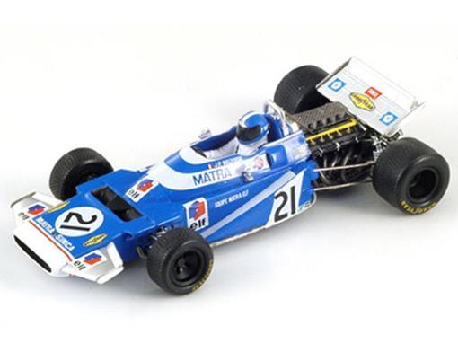Matra: MS120 #21 - Jean Pierre Beltoise - French Gp (1970) - 1:43 - Spark