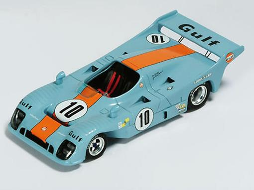 Gulf Mirage: GR8 #10 - 3rd Le Mans (1975) - 1:43 - Spark