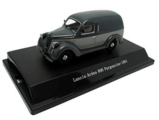 Lancia: Ardea 800 Furgoncino (1951) - Cinza - 1:43 - Starline Models