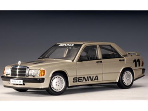 Mercedes Benz: 190 E 2.3-16 #11 - Senna Winner Nürburgring (1984) - 1:18 - Autoart