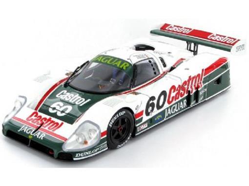 Jaguar: XJR-9 #60 - Winner Daytona 24hs (1988) - 1:18 - Exoto