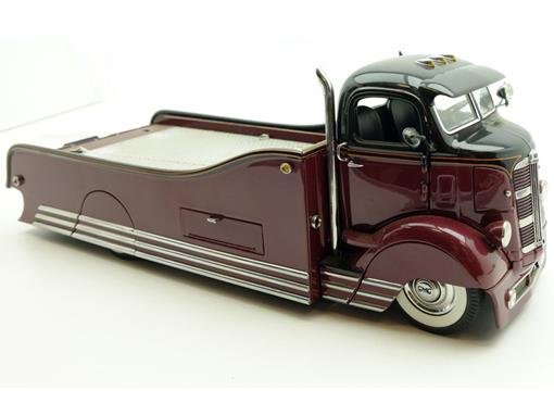 GMC: Custom Car Carrier (1930) - 1:24 - Danbury Mint