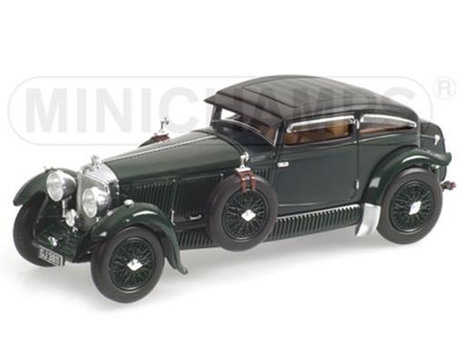 Bentley: 6 1/2mLitre (1930) - Gurney Nutting Saloon -