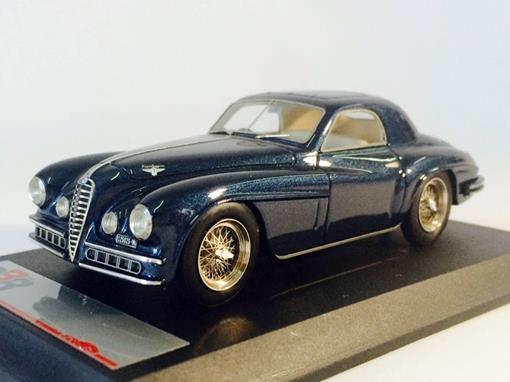 Alfa Romeo: 6C 2500 SS (1948) - Azul - 1:43 - BBR Models