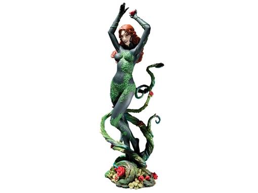 Estatua DC Comics Cover Girls Poison Ivy - Dc Collectibles