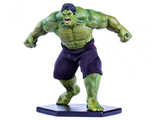 Estátua Hulk - Avengers Age of Ultron - Art Scale - 1:10 - Iron Studios