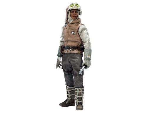 Boneco Commander Luke Skywalker - Star Wars - 1:6 - Sideshow