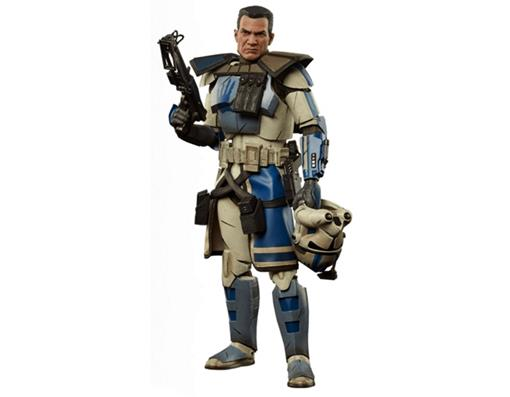 Boneco Arc Clone Trooper: Echo - Phase II Armor - Star Wars - 1:6 - Sideshow