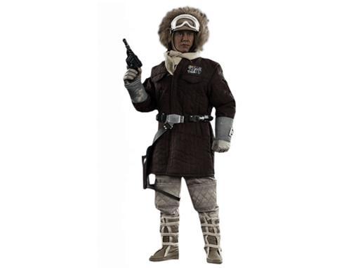 Boneco Captain Han Solo - Star Wars - 1:6 - Sideshow