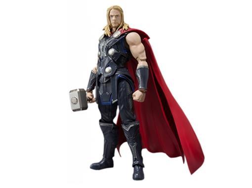 Boneco Thor- Avengers Age Of Ultron - S.H.Figuarts - Bandai