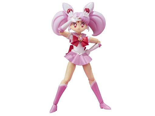 Sailor Chibi Moon - Pretty Guardian Sailor Chibi Moon - S.H.Figuarts - Bandai