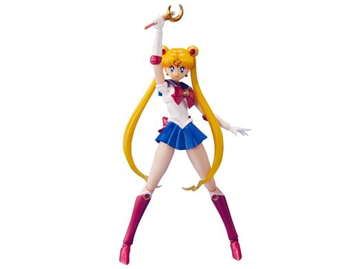 Sailor Moon - Pretty Guardian Sailor Moon - S.H.Figuarts - Bandai