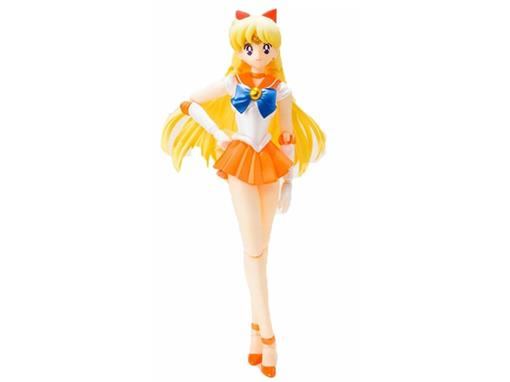 Sailor Venus - Pretty Guardian Sailor Venus - S.H.Figuarts - Bandai