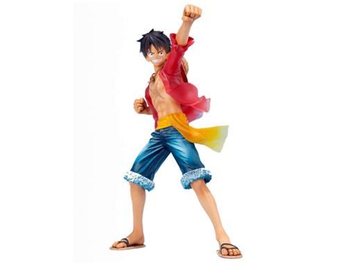 Monkey D.Luffy - One Piece - 5th Anniversary Edition - Bandai
