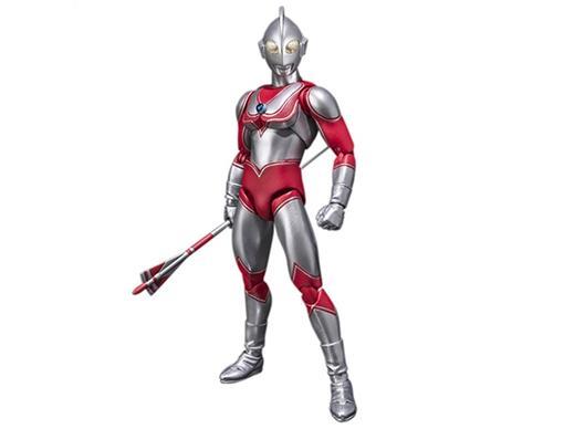 Boneco Ultraman Jack - Ultra Act - Bandai