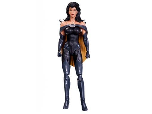 Boneco Superwoman (Super-Mulher) Crime Syndicate - Dc Collectibles