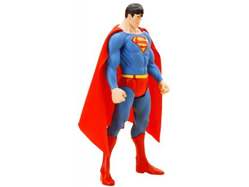 Estatua Superman Classic ArtFX+ Statue - Super Powers - Kotobukiya