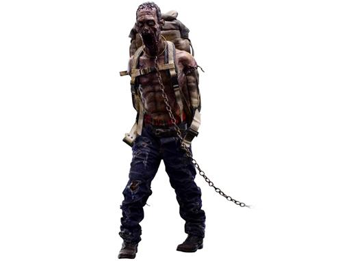 Boneco Michonne's Pet 2 - The Walking Dead AMC - 1:6 - ThreeZero