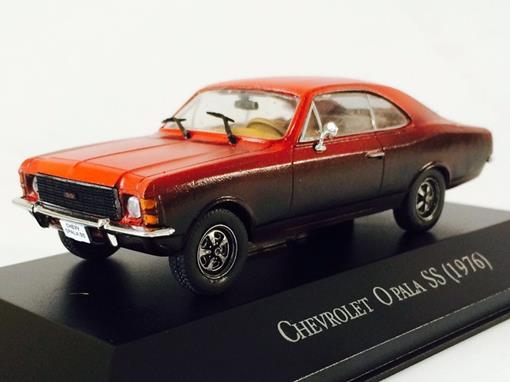 Chevrolet: Opala SS (1976)