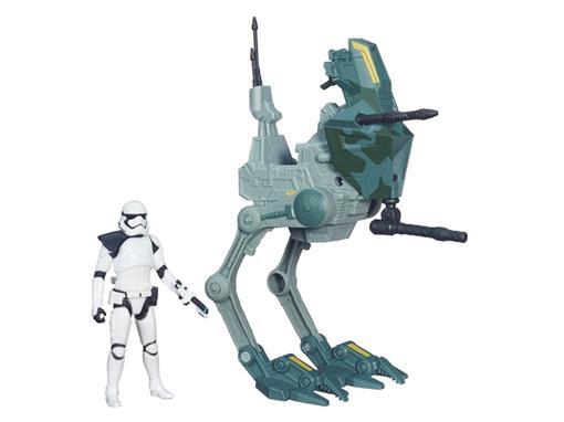 Veículo Star Wars Class I Assault Walker + Stormtrooper Sergeant - Hasbro