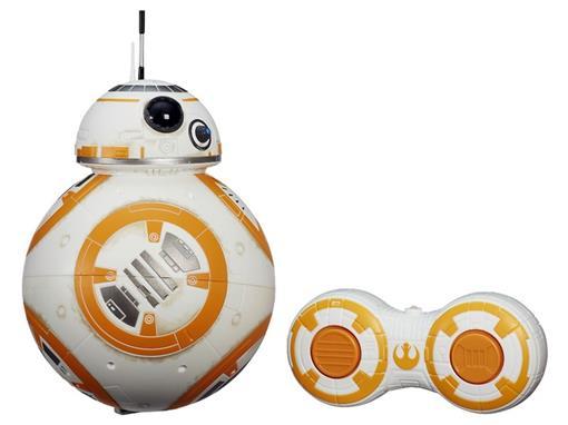 Dróide Eletrônico BB-8 - Star Wars - Episódio VII - Hasbro