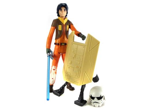 Boneco Ezra Bridger - Star Wars Rebels- Hasbro