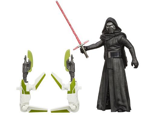 Boneco Kylo Ren - Star Wars The Force Awakens - Hasbro